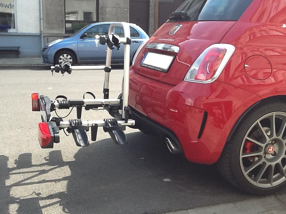 Fiat 500 Abarth Met Trekhaak